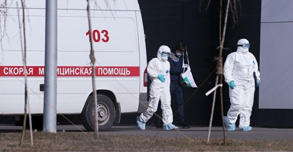 Коронавирус в России, что случилось за день