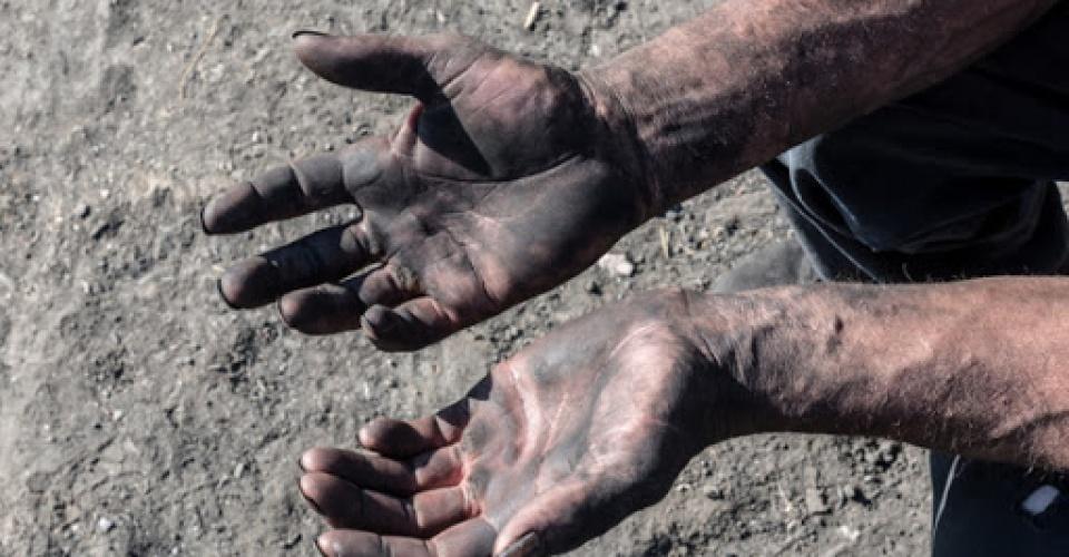 Worker Hands.